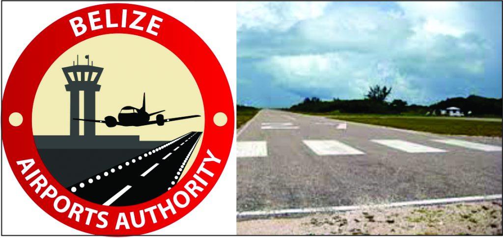 Caye Caulker runway