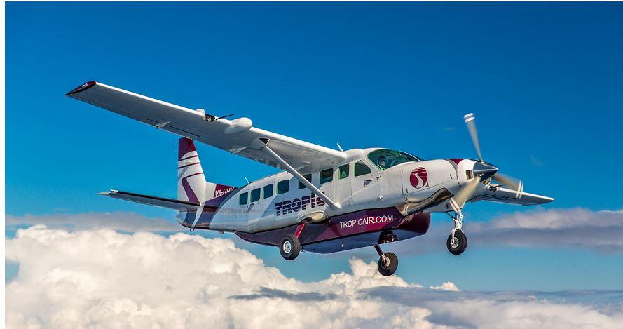 Tropic Air plane