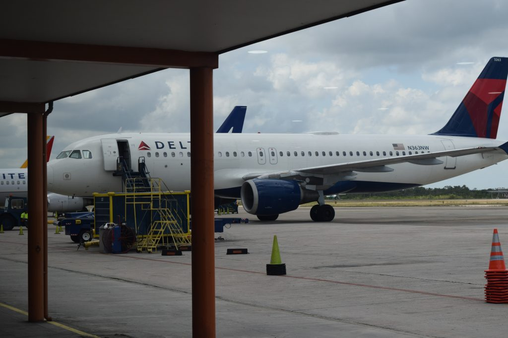 Delta Airlines BZE