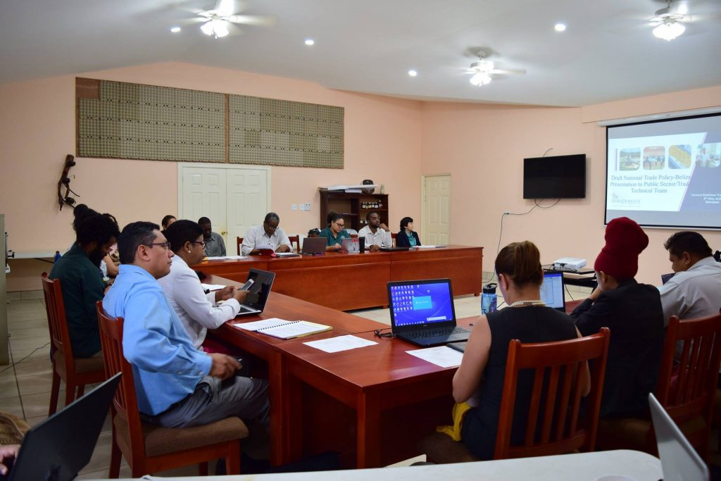draft trade policy reviewed