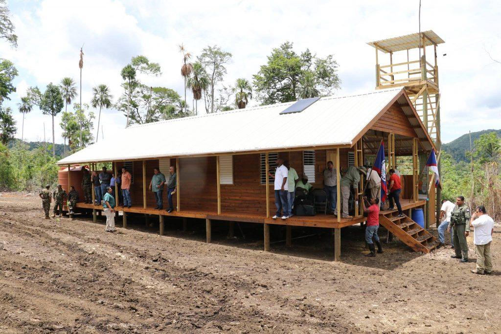 Chiquibul Nature Park Conservation Outpost