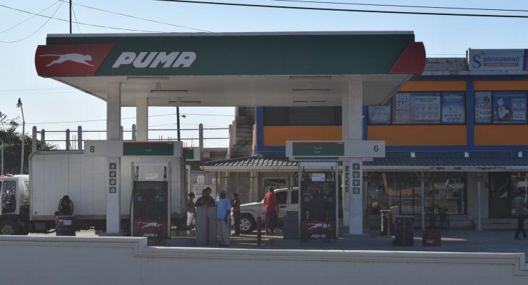 Puma Gas Station Belmopan
